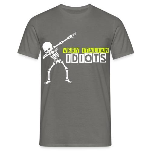 Very Italian Idiots T-Shirt Fluo 1 - Maglietta da uomo