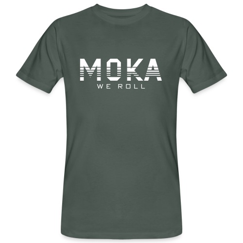Moka we roll - Men's Organic T-Shirt