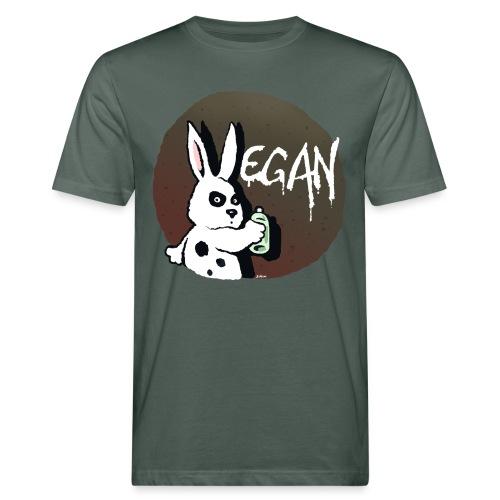 Rabbit (Bio-Shirt) - Männer Bio-T-Shirt