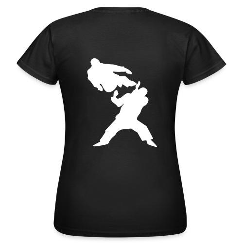 Be a Warrior T-paita naisille - Naisten t-paita