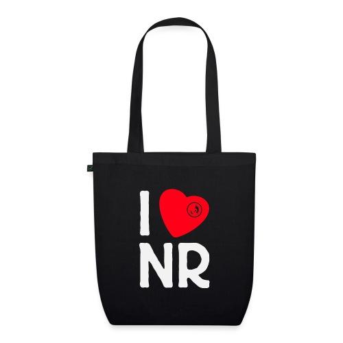 Ninpo Ralph Tragebeutel I Love NR - Bio-Stoffbeutel