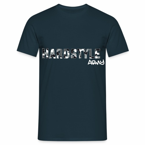 Hardstyle Army - Men's T-Shirt
