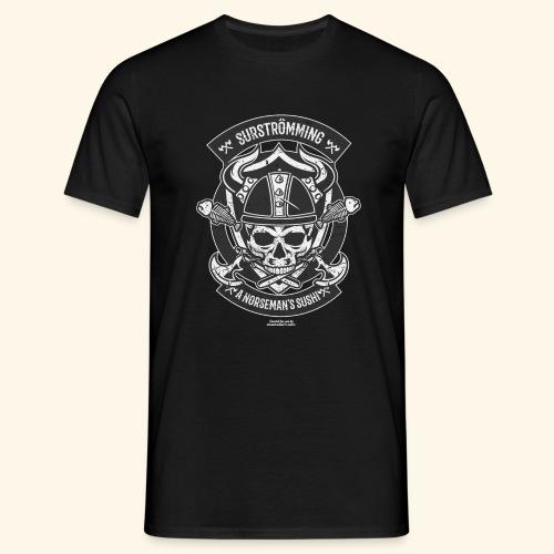 Surströmming T Shirt Norseman's Sushi T-Shirts - Männer T-Shirt