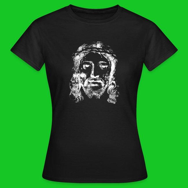 Jezus dames t-shirt