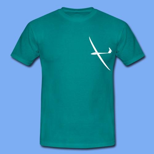Nimbus 4 Segelflugzeug Segelflieger Geschenk Tshirt - Men's T-Shirt