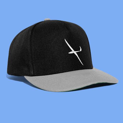 Nimbus 4 Segelflugzeug Segelflieger Geschenk Tshirt - Snapback Cap