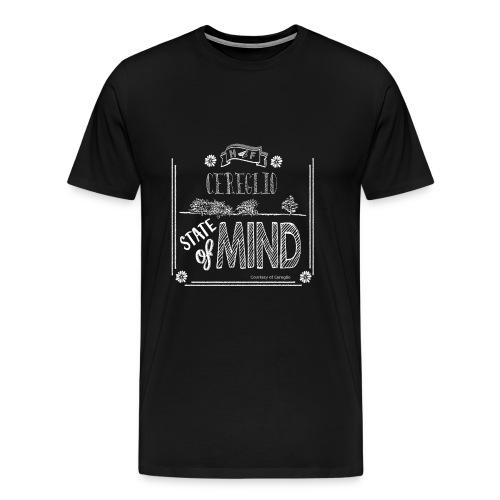 State of mind... u - Maglietta Premium da uomo