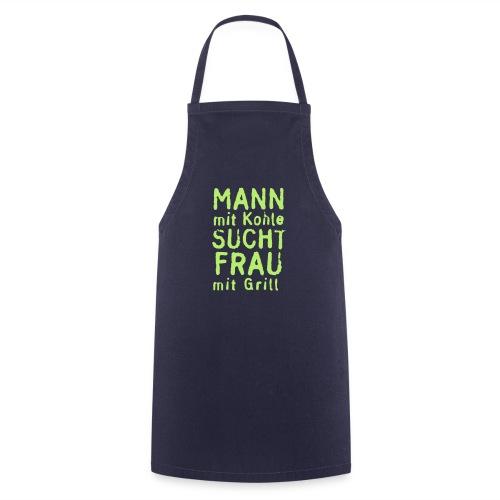 Mann sucht Frau - Kochschürze