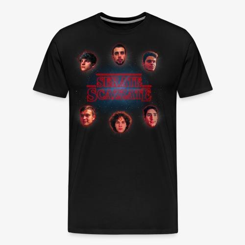 SERATE STRANGEATE - Maglietta Premium da uomo