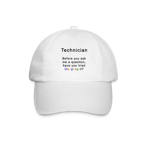 Technician's Hat - Baseball Cap
