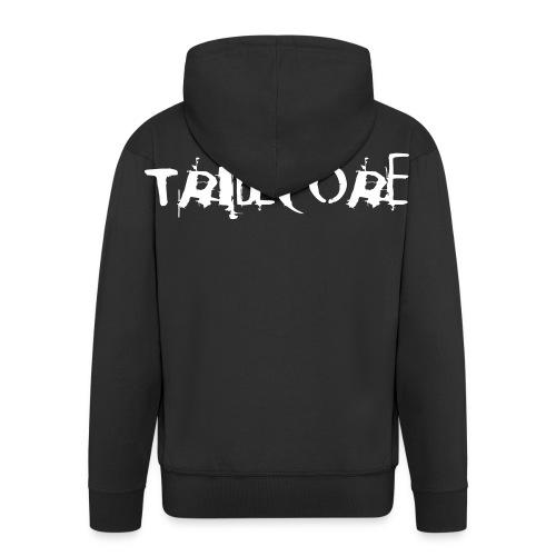 TRIBE  - Men's Premium Hooded Jacket
