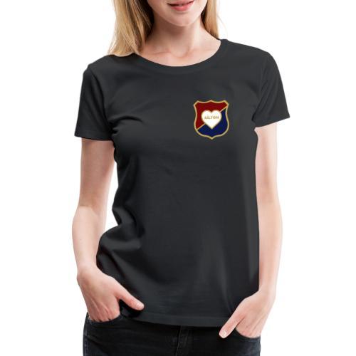 Aílton Dam Premium - Premium-T-shirt dam