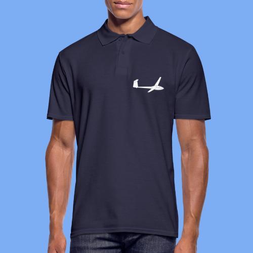 Glasflügel Kestrel Segelflugzeug Segelflieger Geschenk Tshirt - Men's Polo Shirt