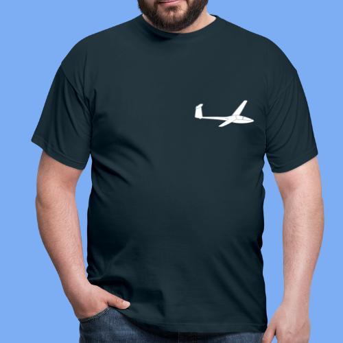 Glasflügel Kestrel Segelflugzeug Segelflieger Geschenk Tshirt - Men's T-Shirt