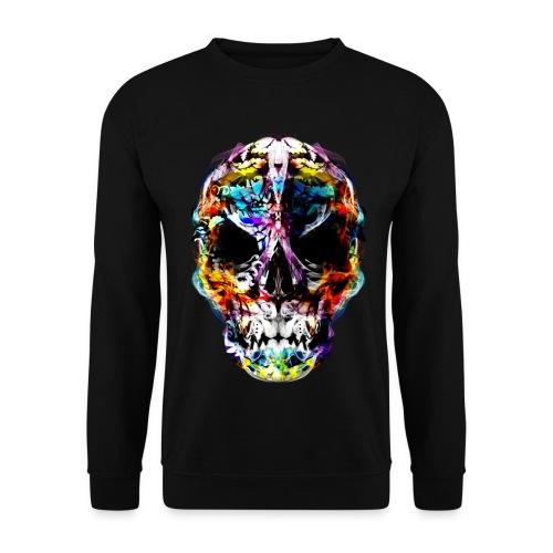 El dia de los Muertos by MizAl TC - Sweat-shirt Homme