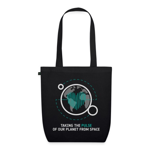 EarthPositive Tote Bag - The ESA name and logo are registered trademarks of the European Space Agency