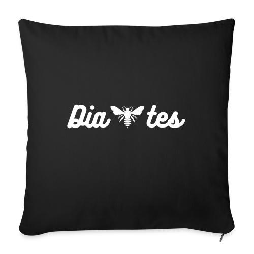 Dia-Bee-Tes - Sofa pillowcase 17,3'' x 17,3'' (45 x 45 cm)