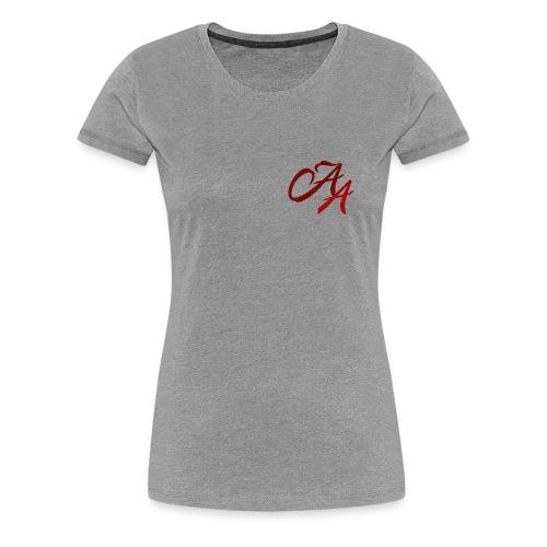 Female As Always T-Shirt (Logo Small) - Women's Premium T-Shirt