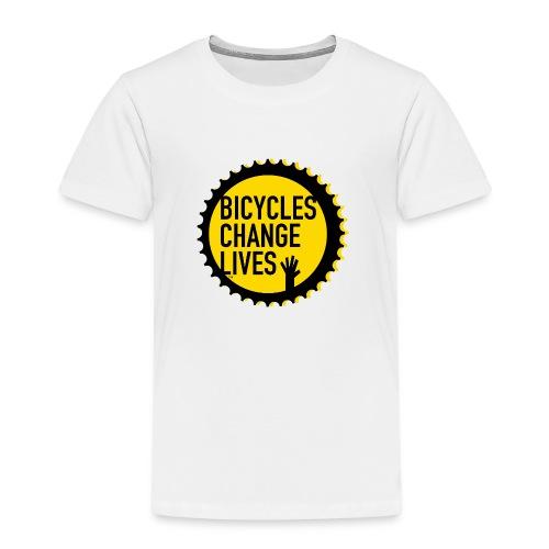 BCL Yellow Cog Kids - Kids' Premium T-Shirt