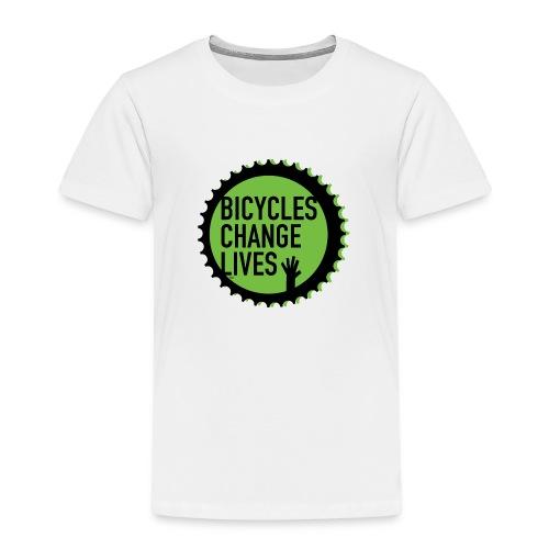 BCL Green Cog Kids - Kids' Premium T-Shirt