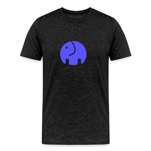 earli T-Shirt male anthracite - Men's Premium T-Shirt