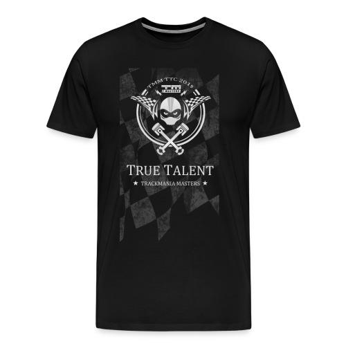 TTC Helmet 2019 - Men's Premium T-Shirt