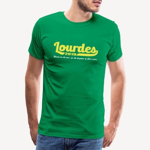 LOURDES 2019 - Men's Premium T-Shirt