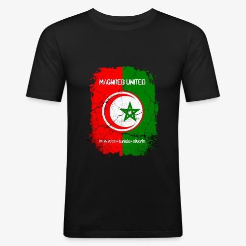 Männer Slim Fit T-Shirt Maghreb United - Männer Slim Fit T-Shirt
