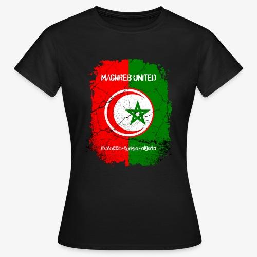 Frauen T-Shirt Maghreb United - Frauen T-Shirt