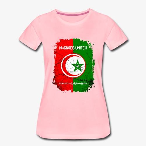 Frauen Premium T-Shirt Maghreb United - Frauen Premium T-Shirt