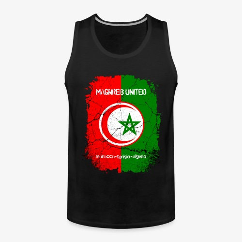 Männer Premium Tank Top Maghreb United - Männer Premium Tank Top