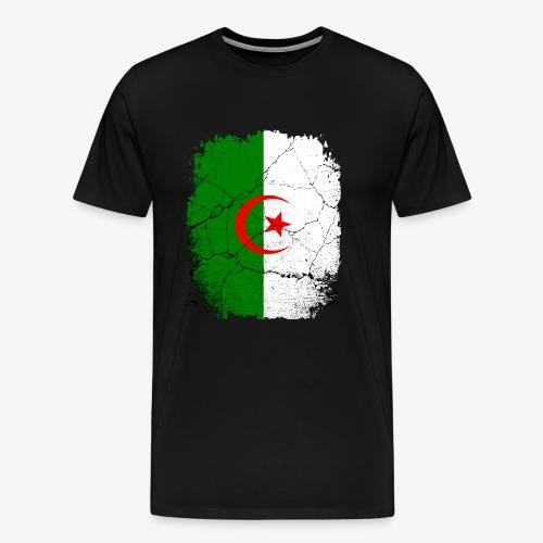 Männer Premium T-Shirt Algerien - Männer Premium T-Shirt
