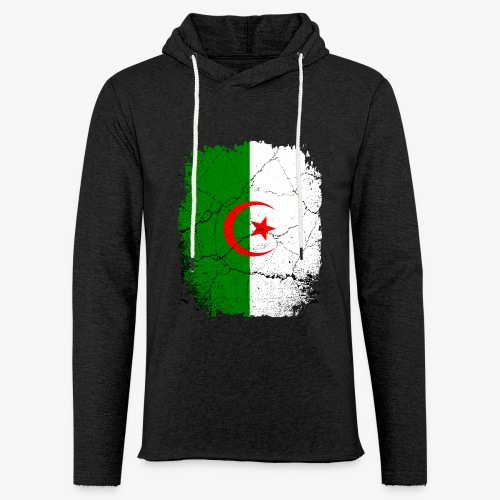Leichtes Kapuzensweatshirt UnisexAlgerien - Leichtes Kapuzensweatshirt Unisex