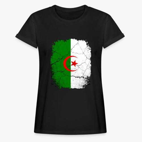 Frauen Oversize T-Shirt Algerien - Frauen Oversize T-Shirt