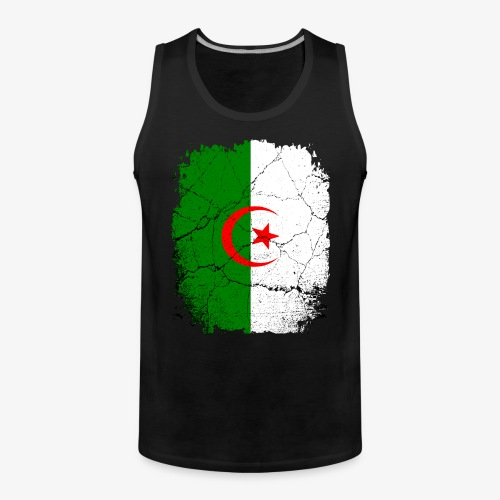 Männer Premium Tank Top Algerien - Männer Premium Tank Top