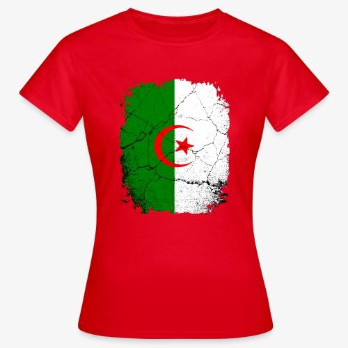 Frauen T-Shirt Algerien - Frauen T-Shirt