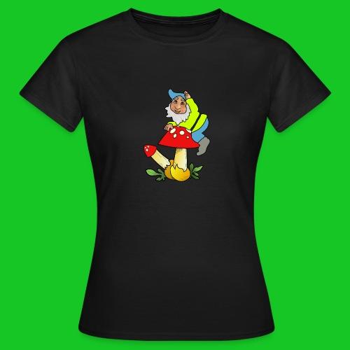 Kabouter Spillebeen dames t-shirt - Vrouwen T-shirt