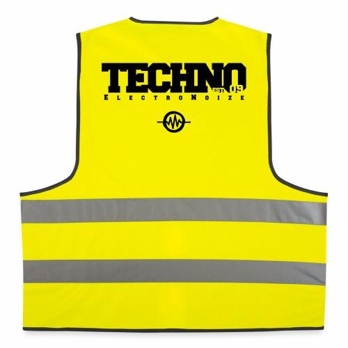 ElectroNoize Techno est 09 - Warnweste - Warnweste