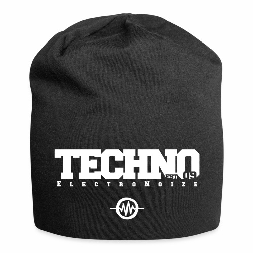 ElectroNoize Techno est 09 - Beanie - Jersey-Beanie
