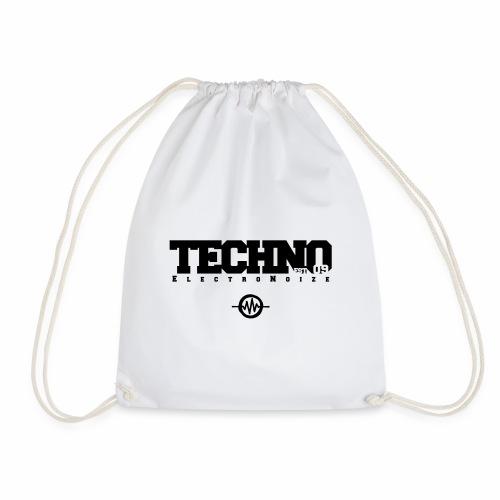 ElectroNoize Techno est 09 - Turnbeutel - Turnbeutel
