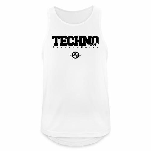 ElectroNoize Techno est 09 - Tanktop - Männer Tank Top atmungsaktiv