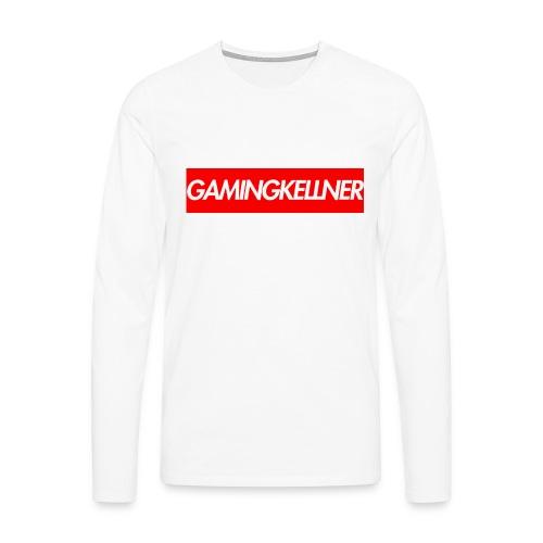 GamingKellner - Langarmshirt - Männer Premium Langarmshirt