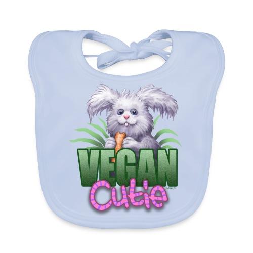 Vegan Cutie (Baby Bio-Lätzchen) - Baby Bio-Lätzchen
