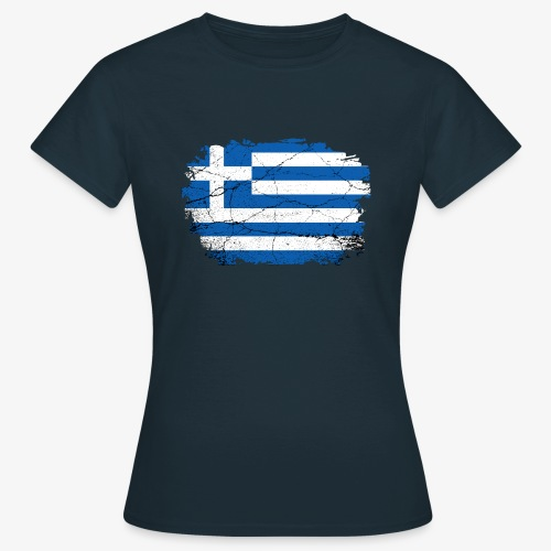 Frauen T-Shirt Griechenland - Frauen T-Shirt