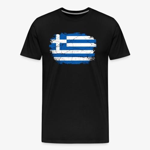 Männer Premium T-Shirt Griechenland - Männer Premium T-Shirt