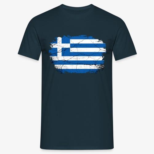 Männer T-Shirt Griechenland - Männer T-Shirt