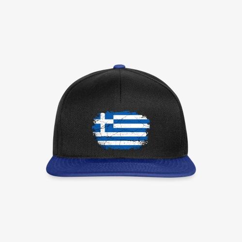 Snapback Cap Griechenland - Snapback Cap