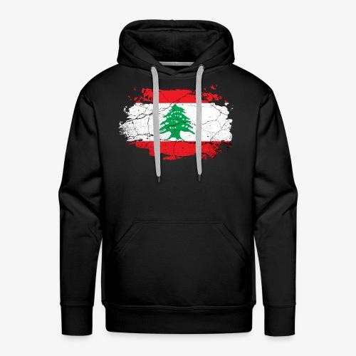 Männer Premium Hoodie Libanon - Männer Premium Hoodie
