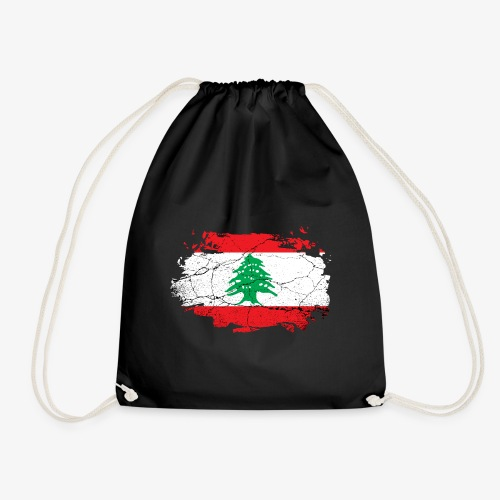 Turnbeutel Libanon - Turnbeutel
