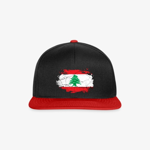 Snapback Cap Libanon - Snapback Cap
